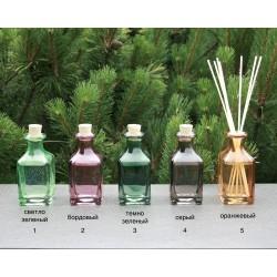 бутылочка декоративная стекло